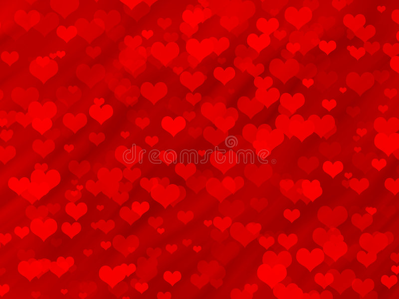 Love background royalty free illustration