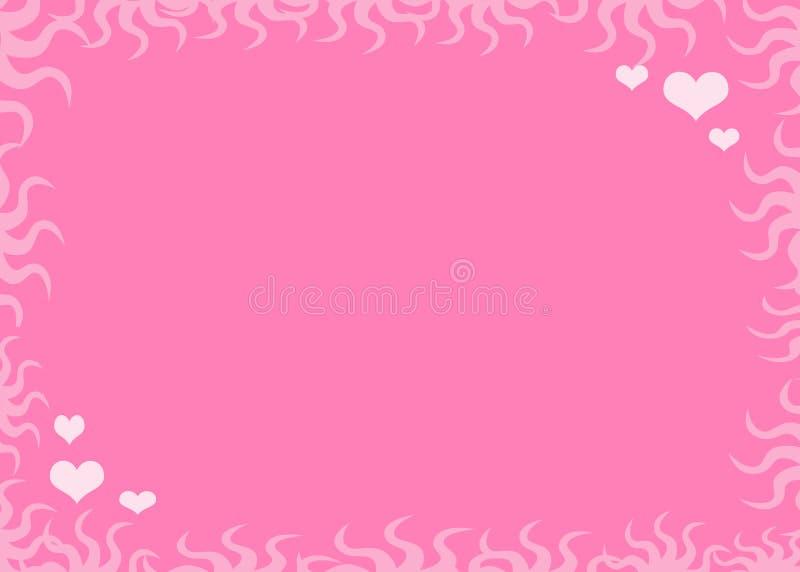 Download Love background stock illustration. Illustration of frame - 7381727