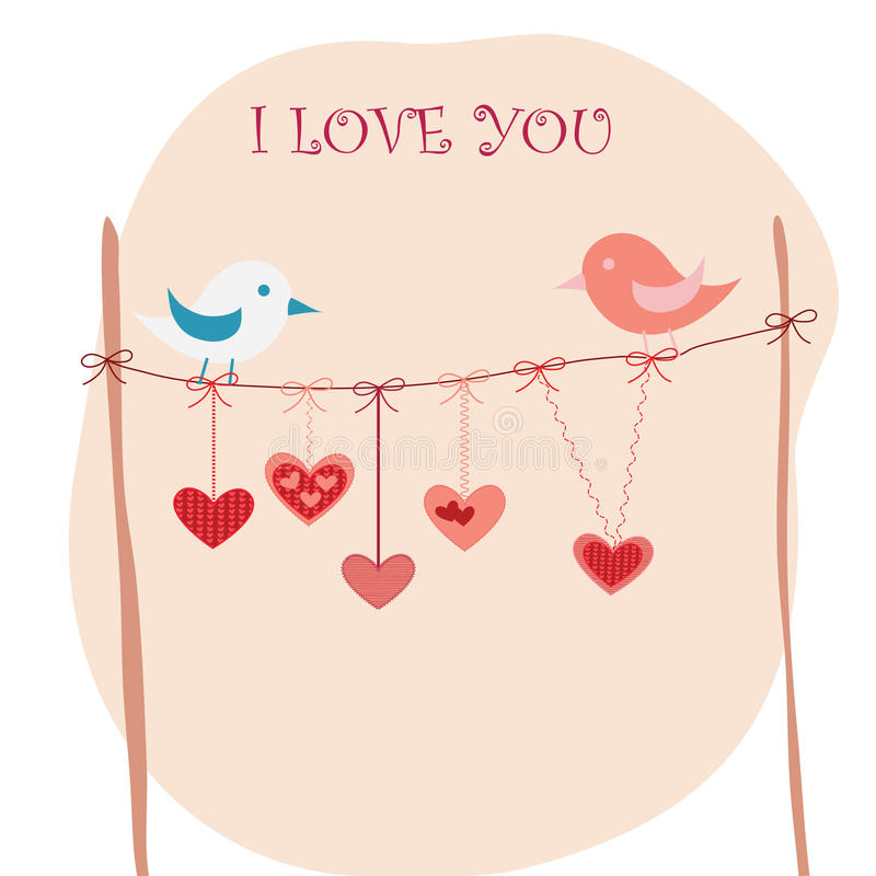 Download Love Birds Royalty Free Stock Images - Image: 17909439