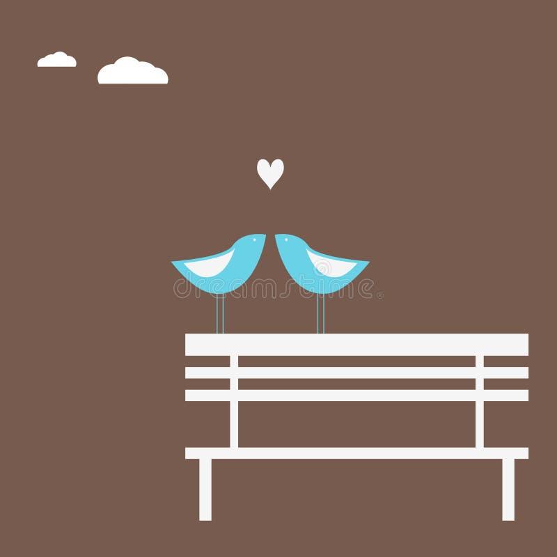 Free Love Birds Stock Image - 9089091