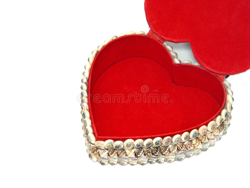 Download Love Box stock image. Image of shells, container, enjoy - 457421