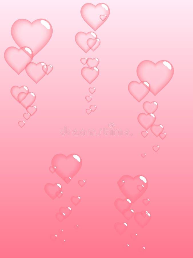 Love bubbles. stock vector. Image of beautiful, levitation - 3956543