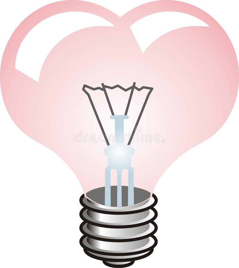Free Love Bulb Stock Image - 6072141