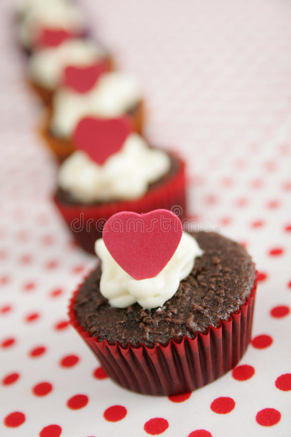 Love cakes royalty free stock images