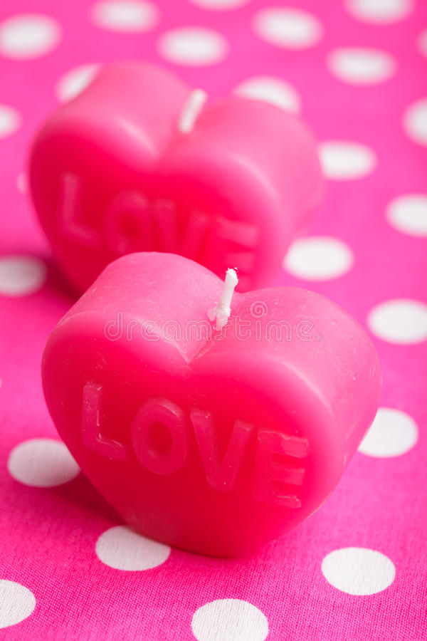 Download Love candles stock photo. Image of smell, decorative - 28698012