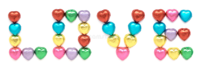 Valentine Capital Letter Stock Image  Image Of Alphabet