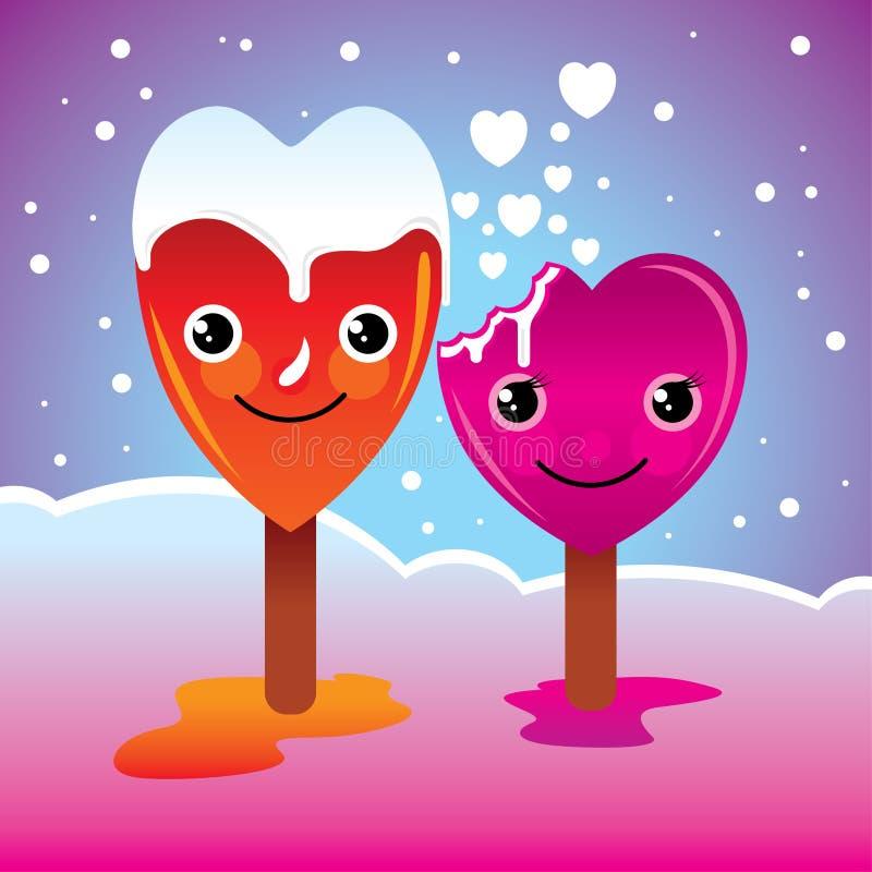 Free Love Cartoon Stock Image - 11646451