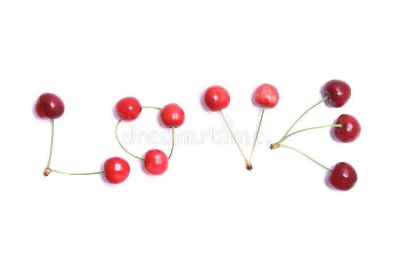 Love from cherries