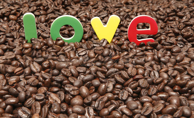 Download Love coffee stock image. Image of morning, natural, fresh - 22754189