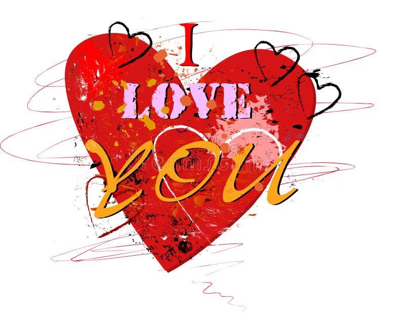 Love concept, vector illustration