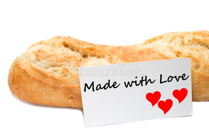 Download Love concept from a bakery stock image. Image of breakfast - 33816367