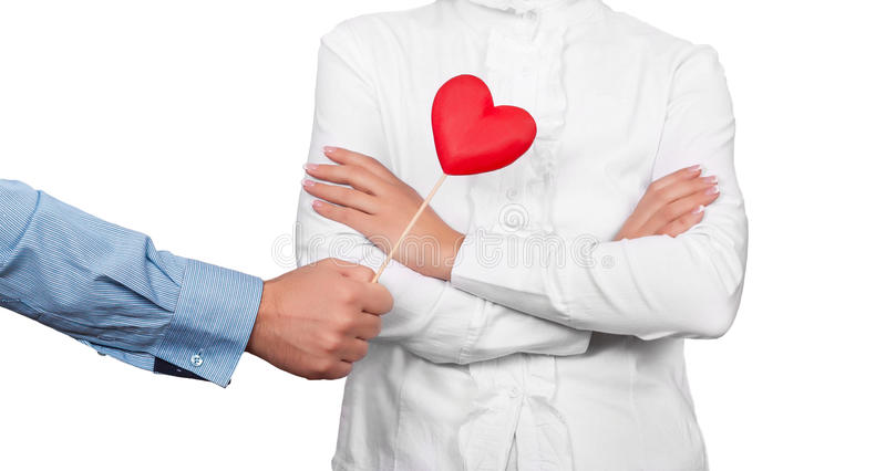Download Love concept stock image. Image of flirting, control - 35626751