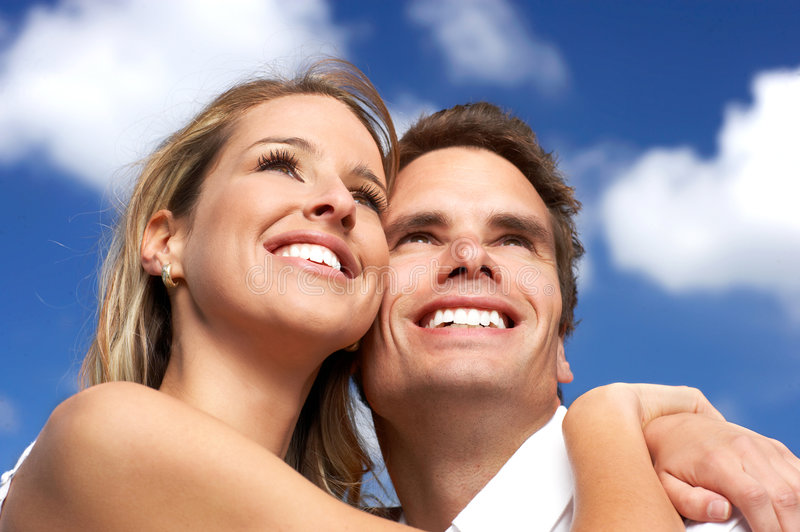 Download Love couple stock image. Image of couple, adult, woman - 5221795