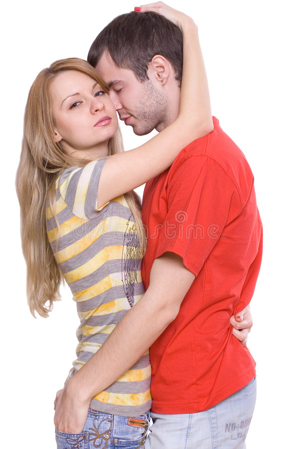 Download Love couple stock photo. Image of woman, person, handsome - 7675180