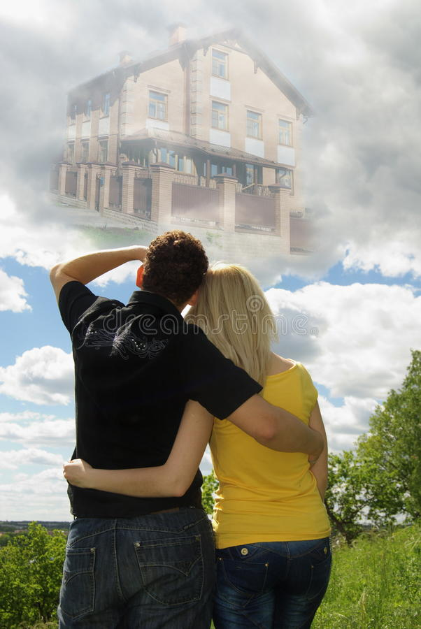 Download Love couple stock image. Image of house, area, appartment - 9654383