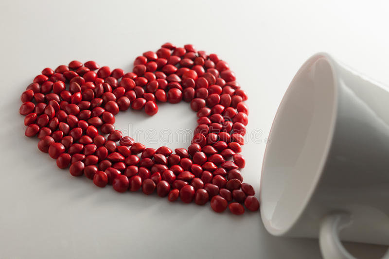 Download In Love With Drink. Royalty Free Stock Photos - Image: 26540928