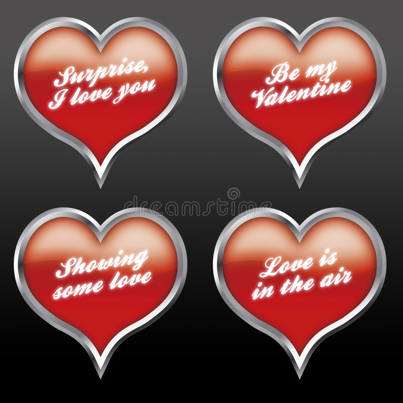 Love Expressions 04 royalty free stock image