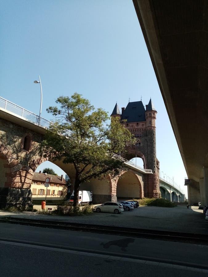 Love Fairytale Bridge stockbilder
