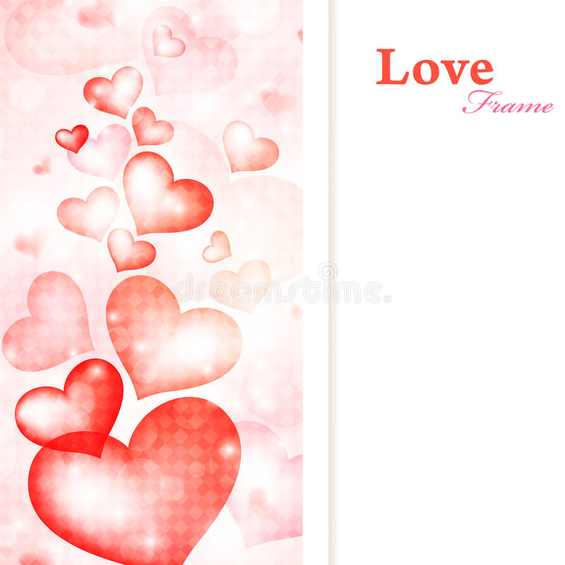 Free Love Frame Stock Photography - 20361162