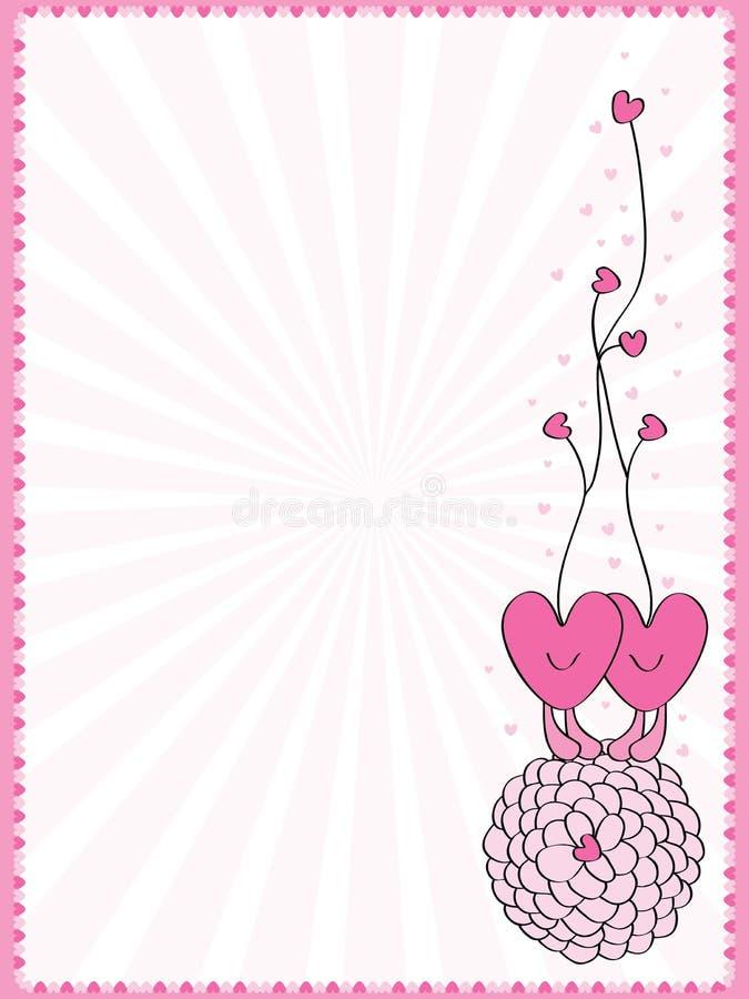 Free Love Frame Decoration Stock Photo - 45093300