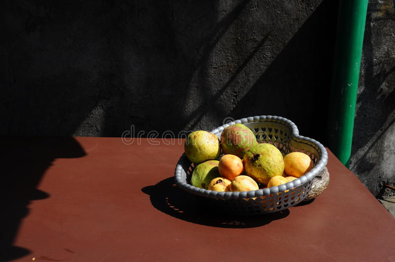 Love for Fruits royalty free stock image
