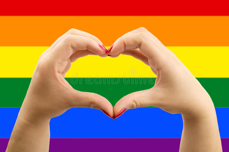 Love gay stock photography