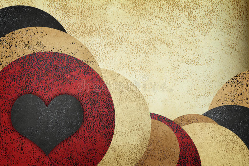 Download Love Grunge Textured Background Stock Image - Image of cover, space: 28640135