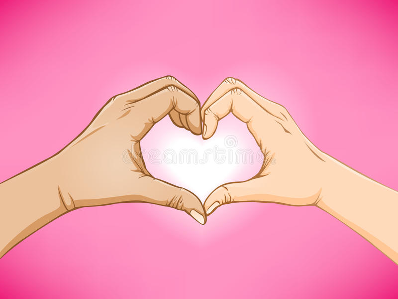 Download Love Hand Stock Photos - Image: 18685753