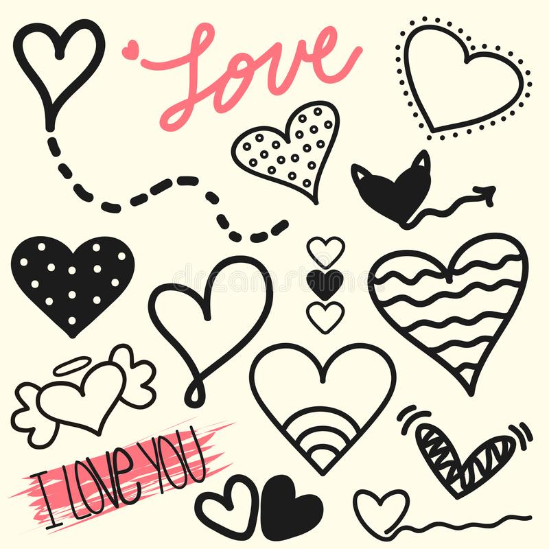 Love vector illustration