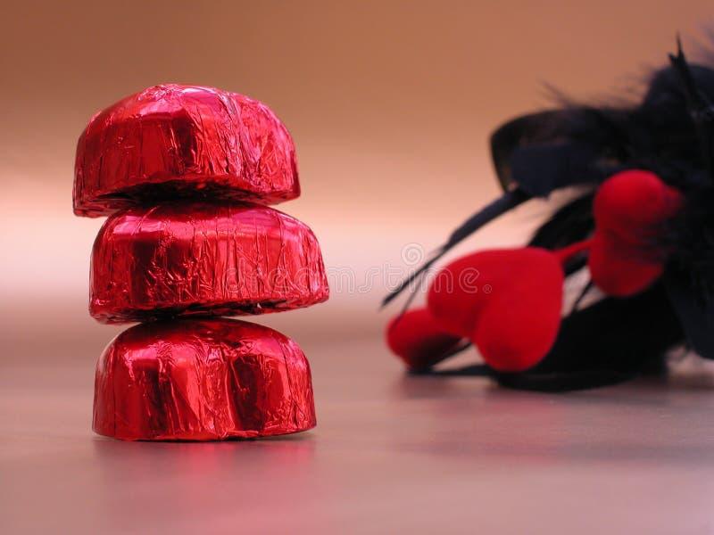 Download Love-Heart stock photo. Image of anniversary, chocolates - 505002