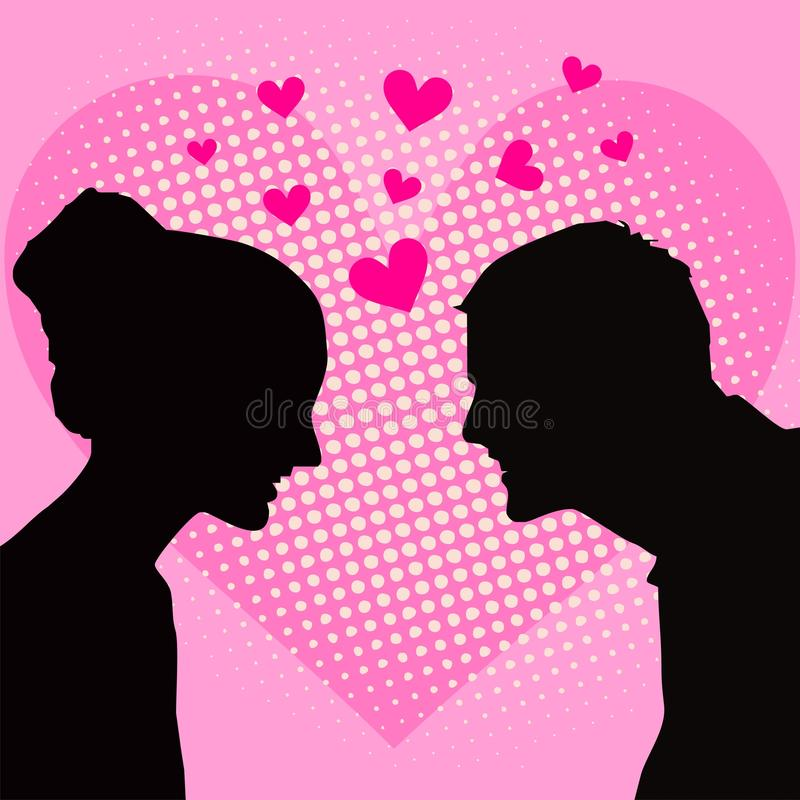 Download Love Heart Card. Royalty Free Stock Images - Image: 12072639