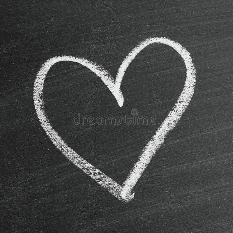 Download Love heart symbol stock image. Image of sign, frame, chalkboard - 28896849
