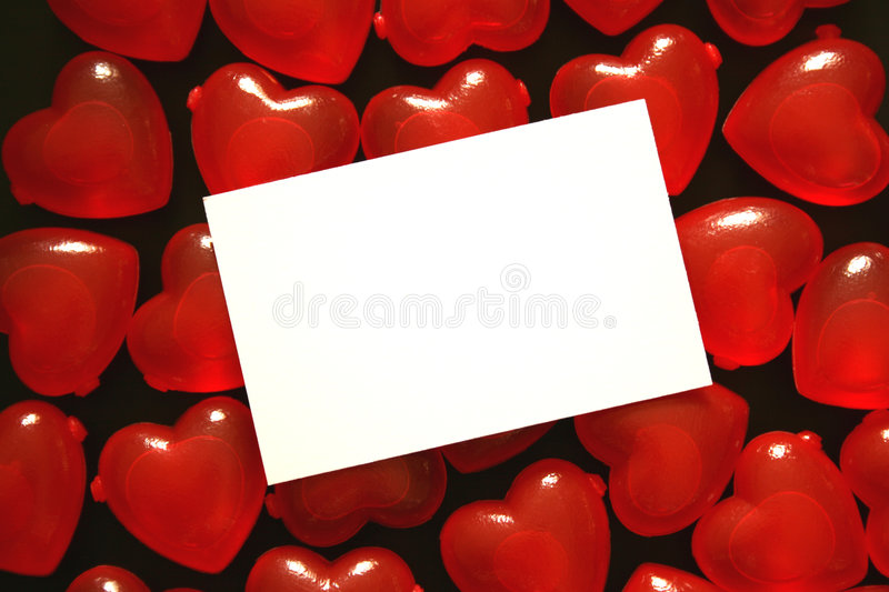 Download Love Hearts stock image. Image of passionate, lovers, plastic - 4491277