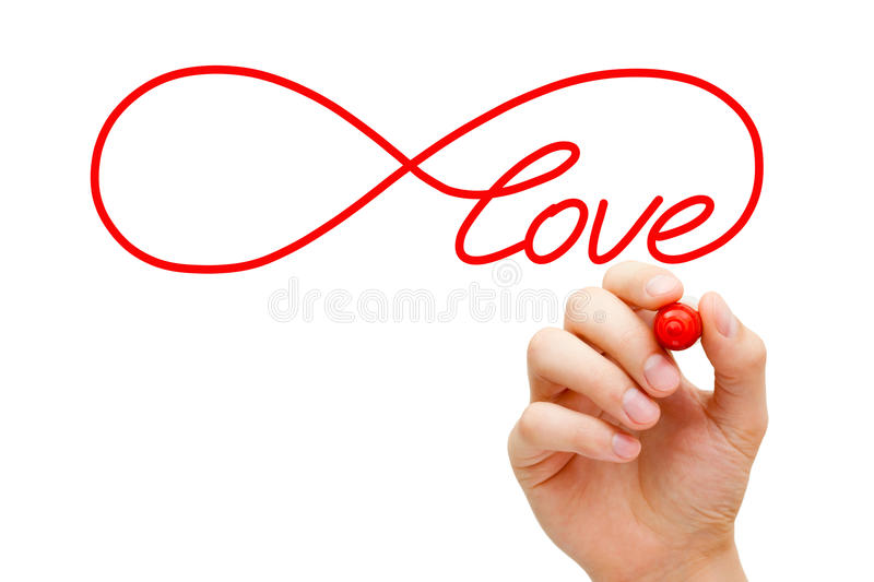 Love Infinity Concept Stock Image Image Of Emotions 36729551