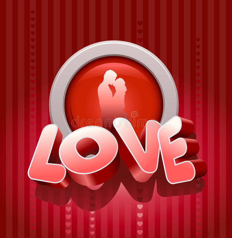 Download Love And Kiss Royalty Free Stock Image - Image: 22636336