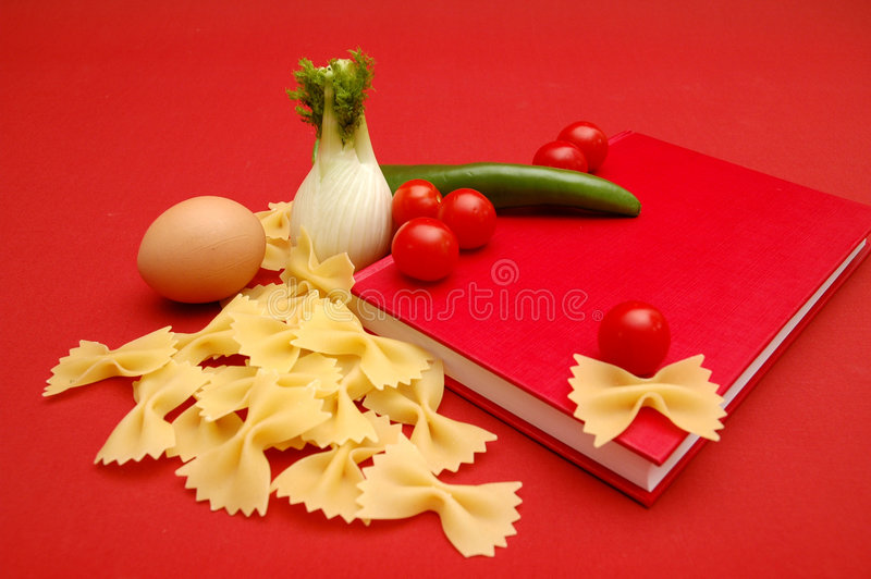 Love in the kitchen stock photography