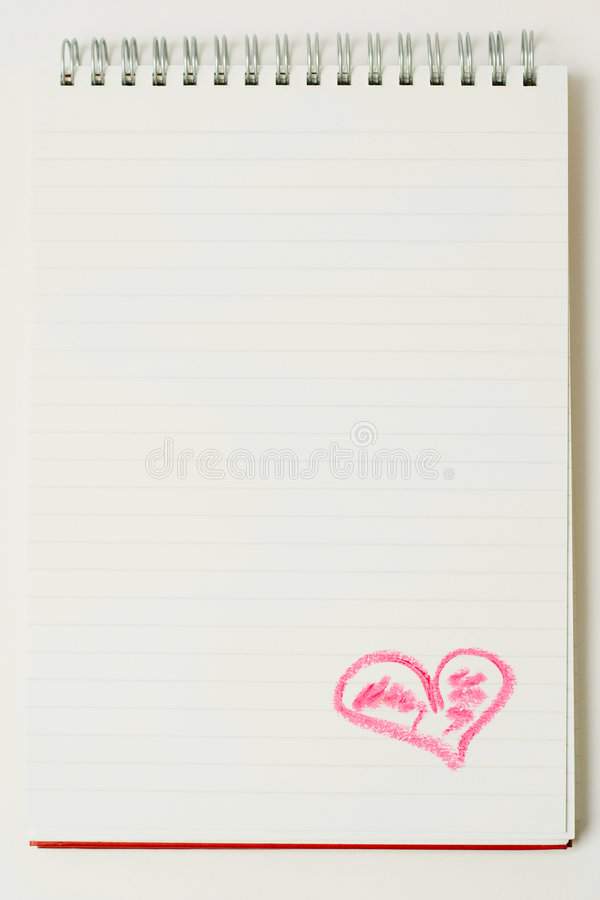 Free Love Letter. Royalty Free Stock Photography - 4411057