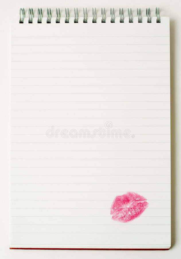 Free Love Letter. Stock Images - 4460084