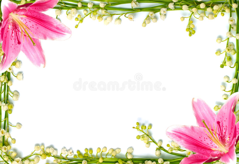 Love letter background stock images