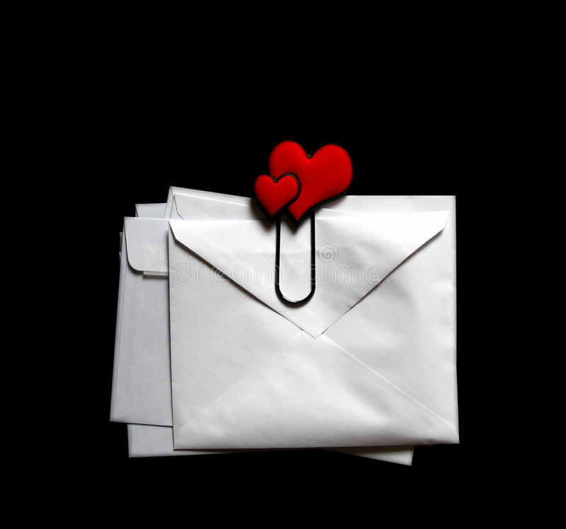 Download Love Letters 2 stock photo. Image of sweet, communicate - 18979506