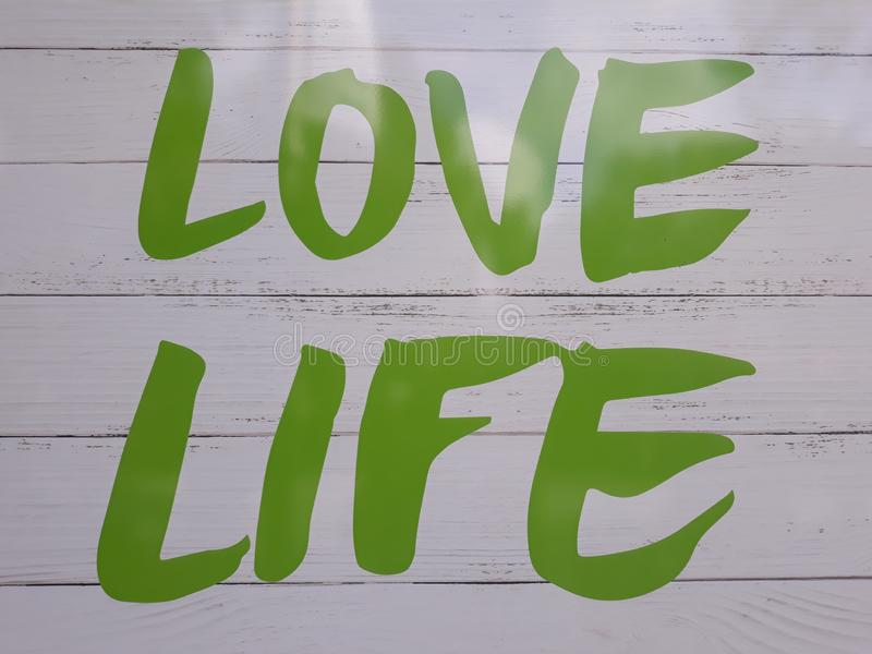 Love life royalty free stock images