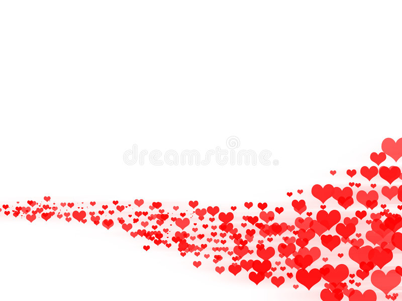 Love line stock illustration
