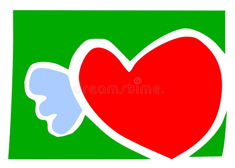 Love love royalty free stock photos