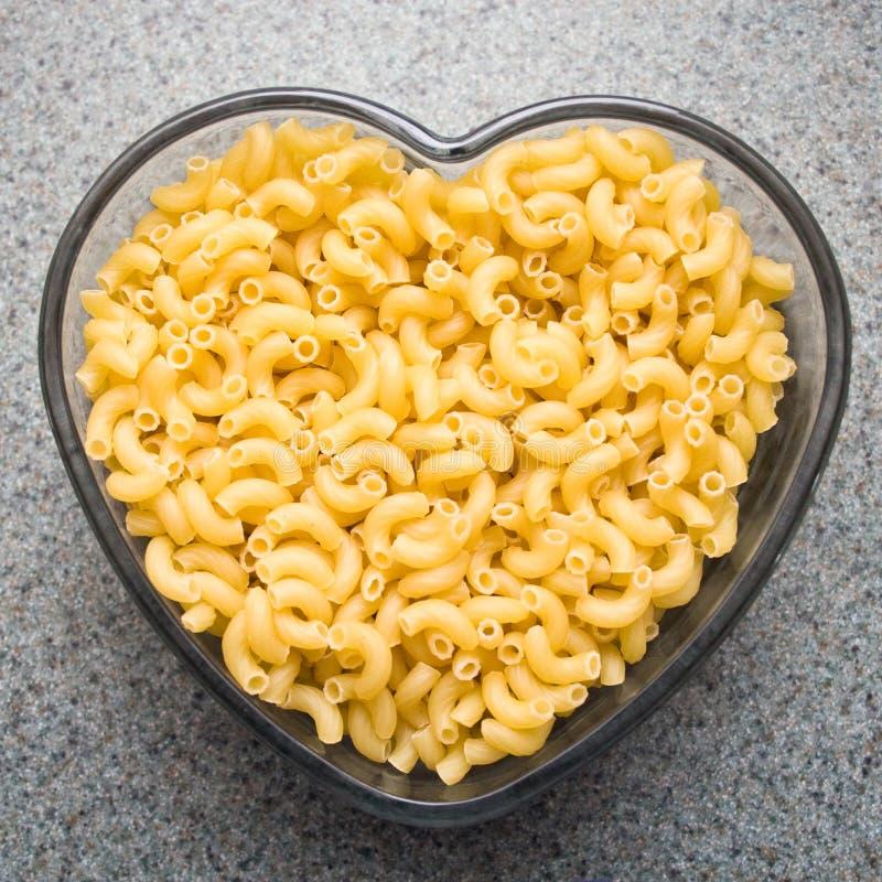 Free Love Macaroni Stock Image - 7839421