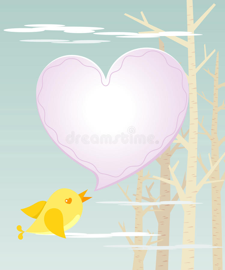 Download Love message board stock vector. Image of singing, board - 20874277