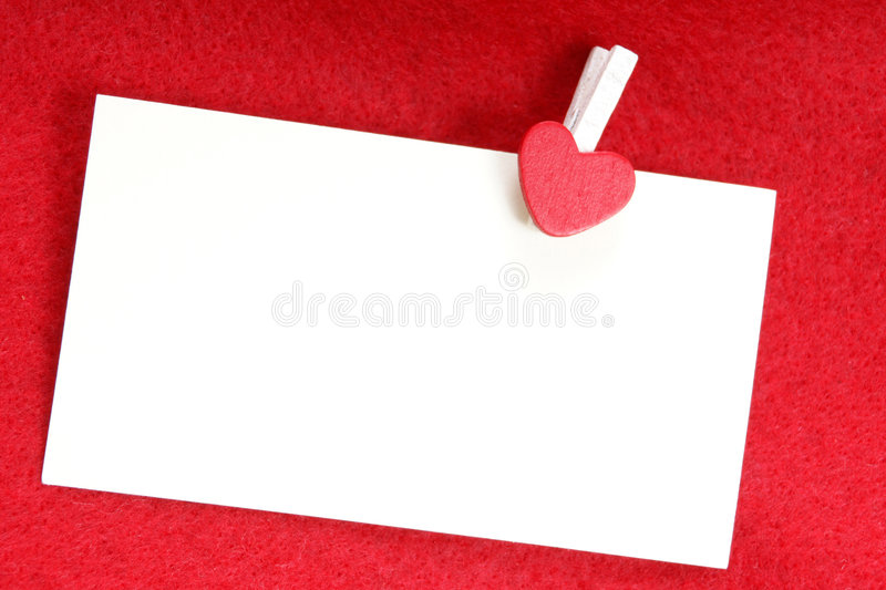 Download Love message clip stock photo. Image of white, friendship - 4052744