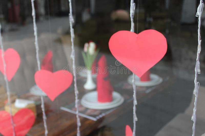 Love messages, how you meet and spend time with loved ones royalty free stock photo