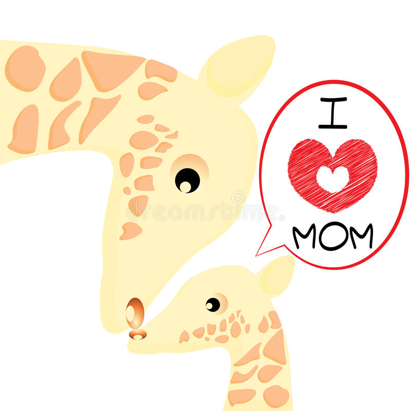 Free Love Mom Royalty Free Stock Image - 30730636