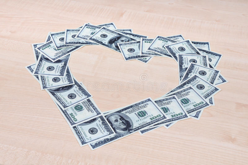 Download Love Of Money Royalty Free Stock Photos - Image: 13304198