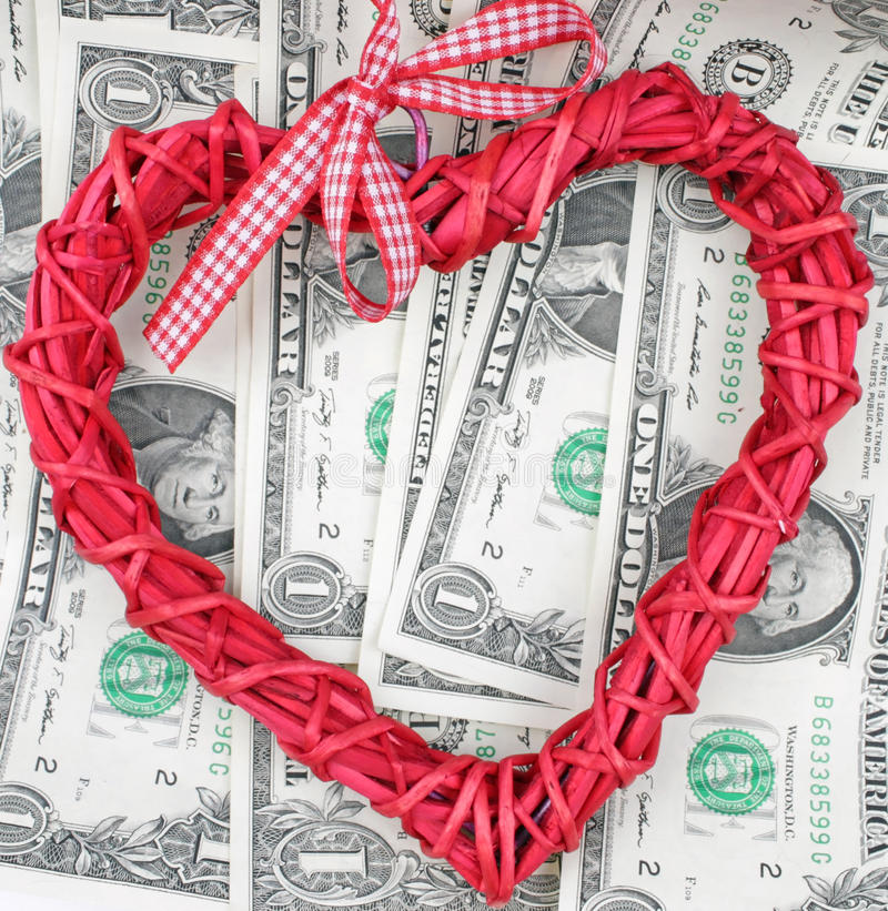 Download Love and Money stock photo. Image of path, nobody, object - 39505506